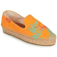 鞋子 女士 帆布便鞋 Banana Moon VERAO 橙色