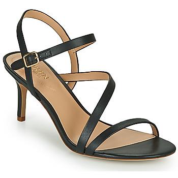 鞋子 女士 凉鞋 Lauren Ralph Lauren LANDYN 黑色