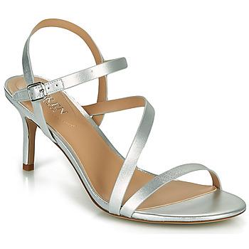 鞋子 女士 凉鞋 Lauren Ralph Lauren LANDYN 银灰色