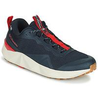 鞋子 男士 登山 Columbia 哥伦比亚 FACET 15 OD 黑色 / 红色