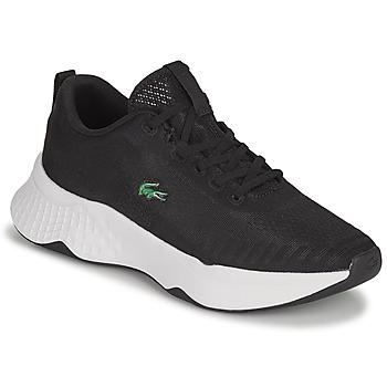 鞋子 女士 球鞋基本款 Lacoste COURT-DRIVE FLY 07211 SFA 黑色