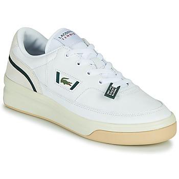 鞋子 男士 球鞋基本款 Lacoste G80 0721 1 SMA 白色 / 绿色
