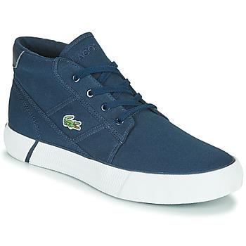 鞋子 男士 球鞋基本款 Lacoste GRIPSHOT CHUKKA 07211 CMA 海蓝色