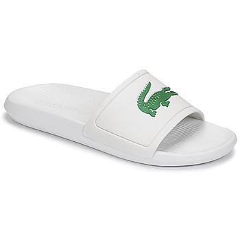 鞋子 男士 拖鞋 Lacoste CROCO SLIDE 119 1 CMA 白色 / 绿色