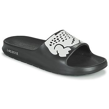 鞋子 男士 拖鞋 Lacoste CROCO 2.0 0721 2 CMA 黑色 / 白色