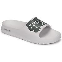 鞋子 女士 拖鞋 Lacoste CROCO 2.0 0721 1 CFA 白色 / 黑色