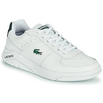 鞋子 男士 球鞋基本款 Lacoste GAME ADVANCE 0721 2 SMA 白色 / 蓝色