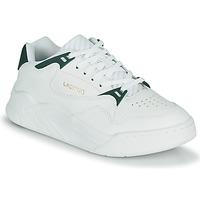 鞋子 女士 球鞋基本款 Lacoste COURT SLAM 0721 1 SFA 白色 / 绿色