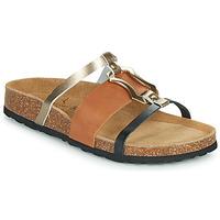 鞋子 女士 休闲凉拖/沙滩鞋 Metamorf'Ose JA 棕色