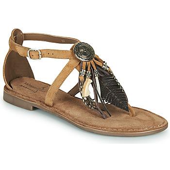 鞋子 女士 凉鞋 Metamorf'Ose JALAP 米色