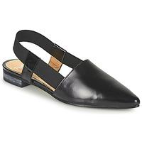 鞋子 女士 凉鞋 Perlato 11003-JAMAICA-VERNIS-NOIR 黑色