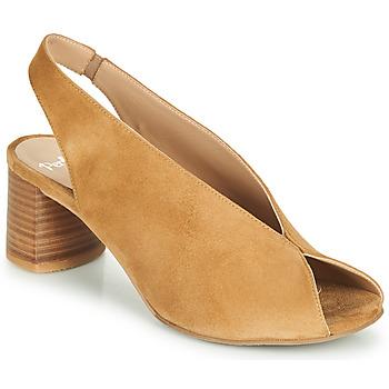 鞋子 女士 凉鞋 Perlato 11803-CAM-CAMEL 驼色