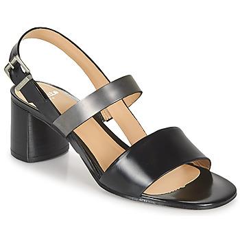 鞋子 女士 凉鞋 Perlato 11805-JAMAICA-NOIR 黑色