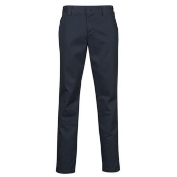 衣服 男士 多口袋裤子 Dickies 迪凯思 SLIM FIT WORK PNT 海蓝色