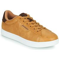 鞋子 男士 球鞋基本款 Kappa 卡帕 TCHOURI 棕色