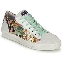 鞋子 女士 球鞋基本款 Semerdjian ELISE 白色 / 棕色