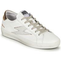 鞋子 女士 球鞋基本款 Semerdjian CATRI 白色 / 金色