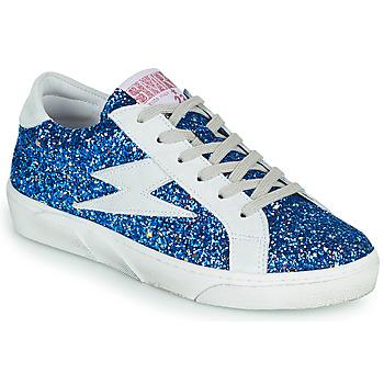鞋子 女士 球鞋基本款 Semerdjian OSLO 蓝色