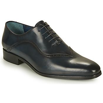 鞋子 男士 系带短筒靴 Brett & Sons MARINA 海蓝色