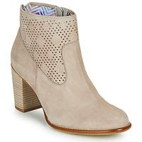 鞋子 女士 短靴 Dorking ALEXA 米色
