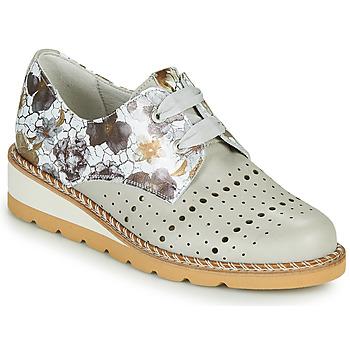 鞋子 女士 德比 Dorking TETRIS 灰色