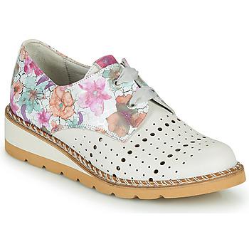 鞋子 女士 德比 Dorking TETRIS 白色 / 多彩