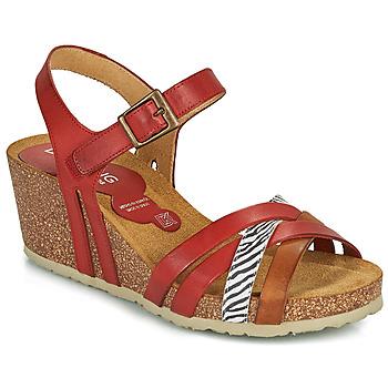 鞋子 女士 凉鞋 Dorking PALMA 红色