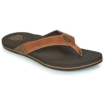鞋子 男士 人字拖 Reef REEF NEWPORT 棕色