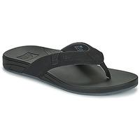 鞋子 男士 人字拖 Reef CUSHION SPRING 黑色