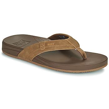 鞋子 男士 人字拖 Reef CUSHION SPRING 棕色