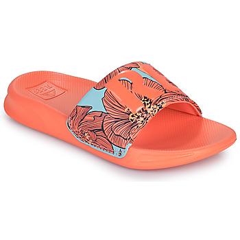 鞋子 女孩 拖鞋 Reef KIDS ONE SLIDE 橙色