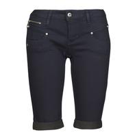 衣服 女士 短裤&百慕大短裤 Freeman T.Porter BELIXA 蓝色