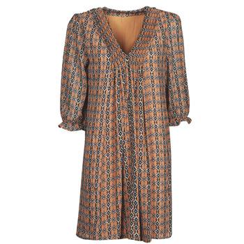 衣服 女士 短裙 Freeman T.Porter JUNA SAMBA 橙色