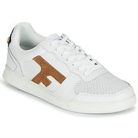 鞋子 男士 球鞋基本款 Faguo HAZEL LEATHER 白色 / 棕色