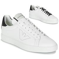 鞋子 男士 球鞋基本款 Emporio Armani BELGA 白色