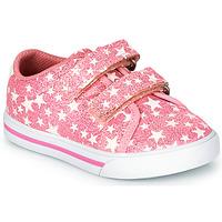 鞋子 女孩 球鞋基本款 Chicco FIORENZA 玫瑰色