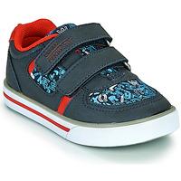 鞋子 男孩 球鞋基本款 Chicco FREDERIC 蓝色 / 红色