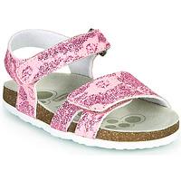 鞋子 女孩 凉鞋 Chicco FIORE 玫瑰色