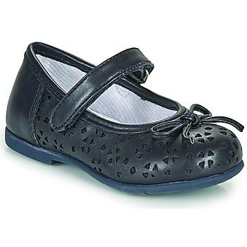 鞋子 女孩 平底鞋 Chicco CARY 海蓝色