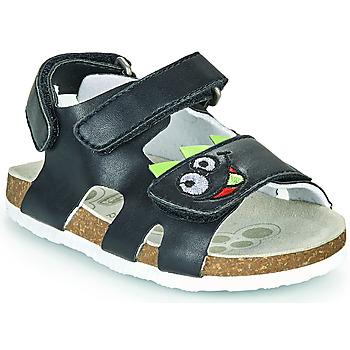 鞋子 男孩 凉鞋 Chicco HECCO 海蓝色