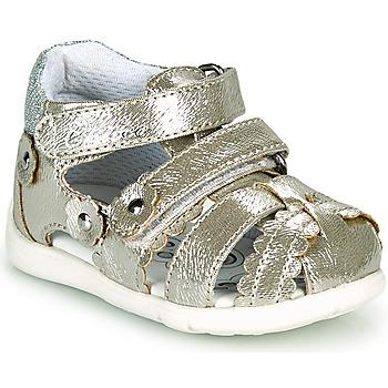 鞋子 女孩 凉鞋 Chicco GORY 金色