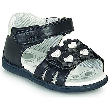 鞋子 女孩 凉鞋 Chicco GIOSTRA 海蓝色