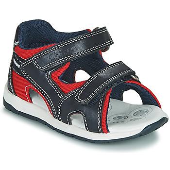 鞋子 男孩 凉鞋 Chicco GEREMIA 蓝色