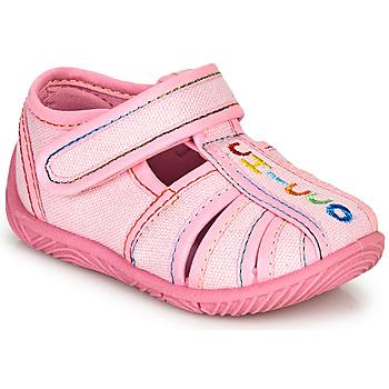 鞋子 女孩 拖鞋 Chicco TULLIO 玫瑰色