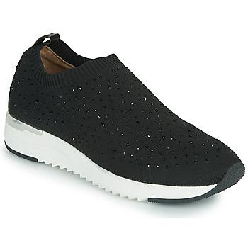 鞋子 女士 球鞋基本款 Caprice 24700 黑色