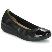 鞋子 女士 平底鞋 Caprice 22103-026 黑色