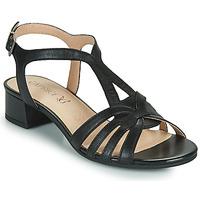 鞋子 女士 凉鞋 Caprice 28201-022 黑色