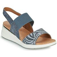 鞋子 女士 凉鞋 Caprice 28306-849 灰色