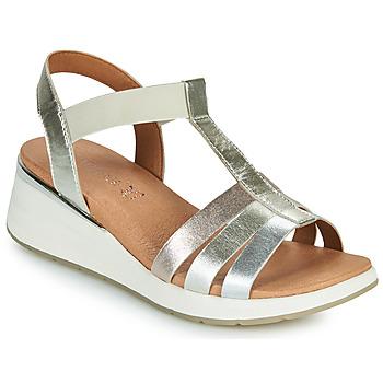 鞋子 女士 凉鞋 Caprice 28308-970 银灰色