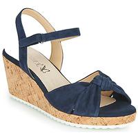 鞋子 女士 凉鞋 Caprice 28713-857 黑色
